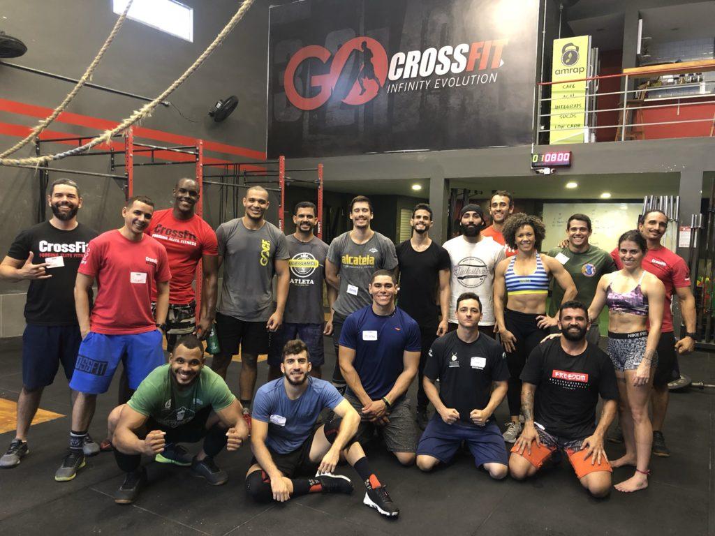 Go Piata CrossFit, Salvador, Brazil