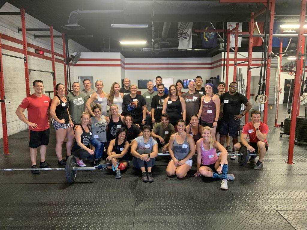Camelback CrossFit, Scottsdale, AZ