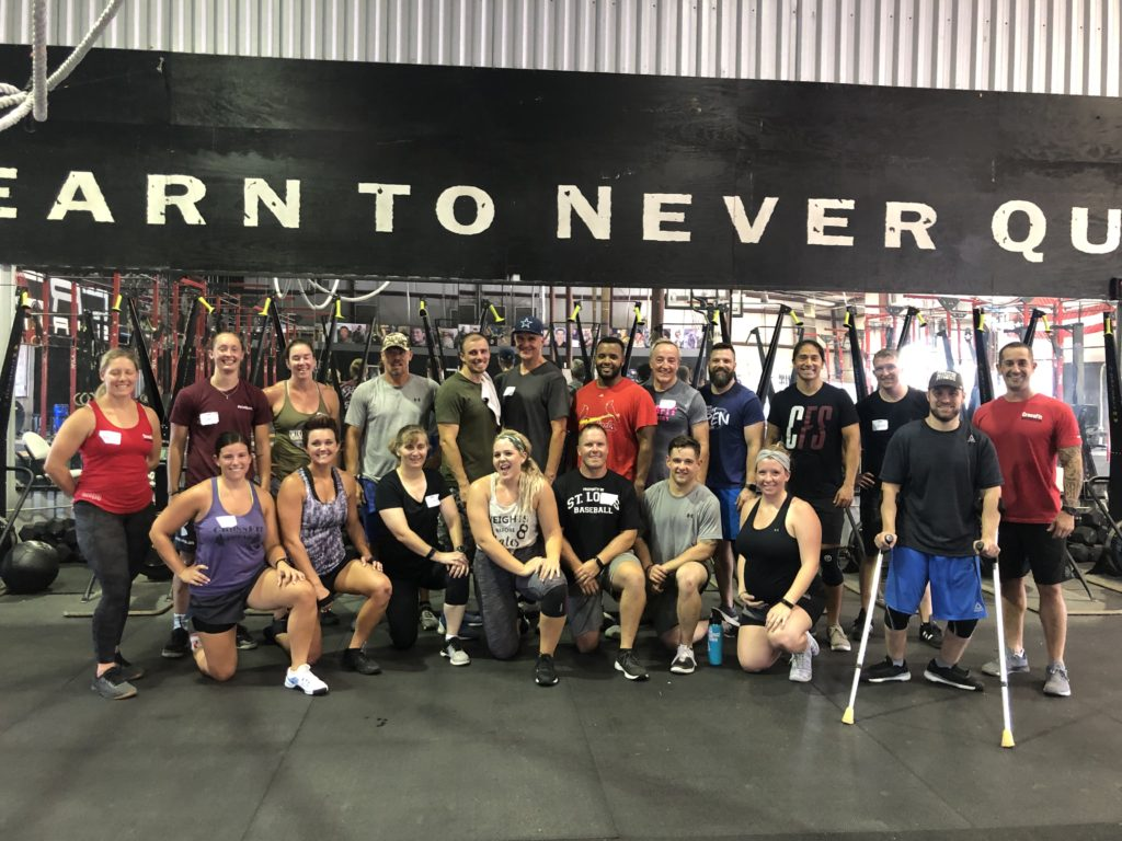 CrossFit Springfield, Springfield, MO