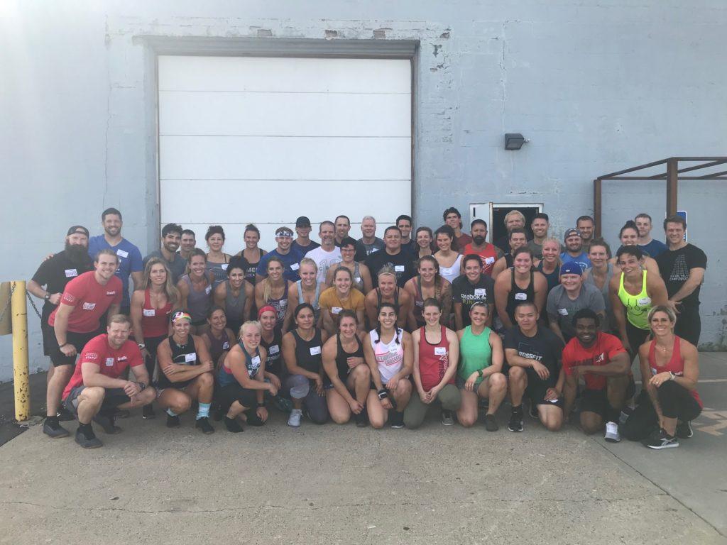 CrossFit St. Paul, St. Paul, MN
