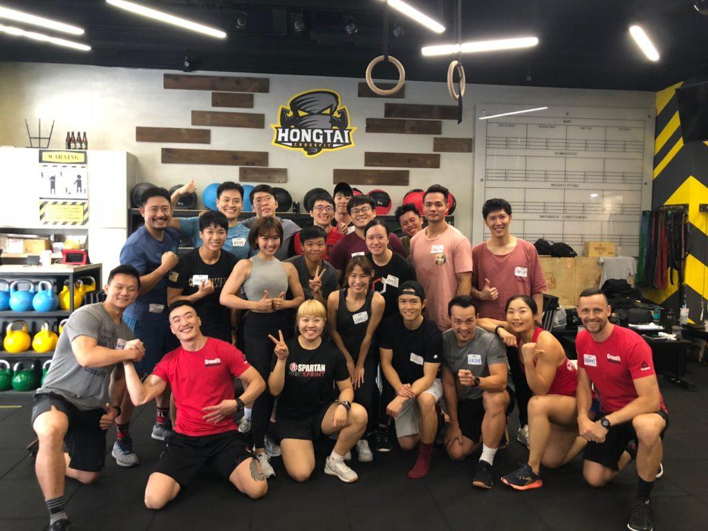 Hongtai CrossFit, Taipei City, Taiwan