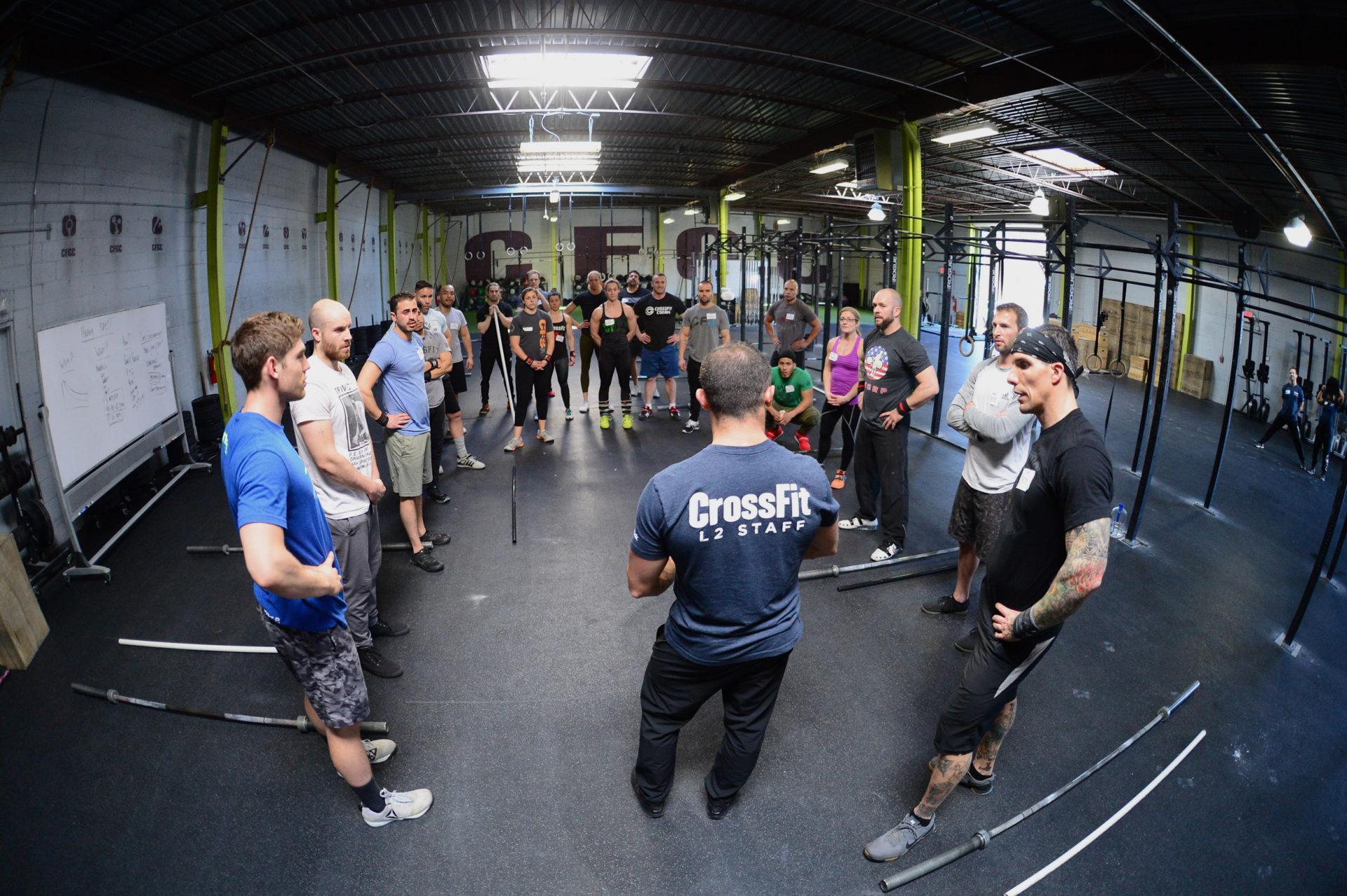 CrossFit | Level 2 Certificate Course