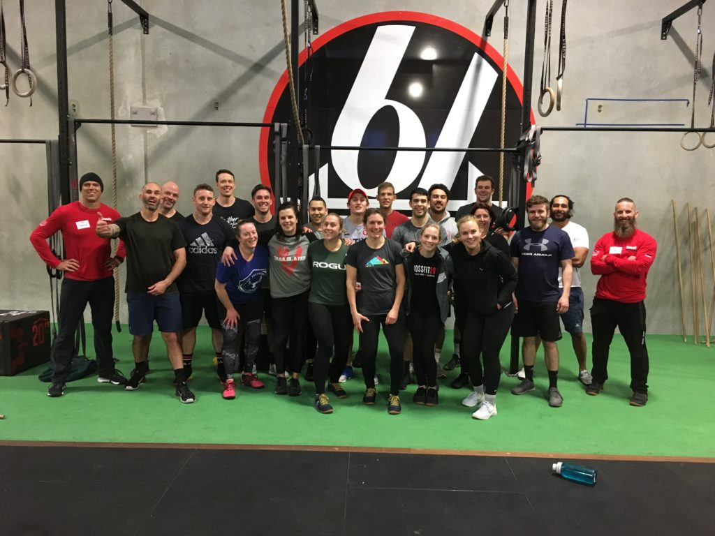 CrossFit Korra, Christchurch, New Zealand