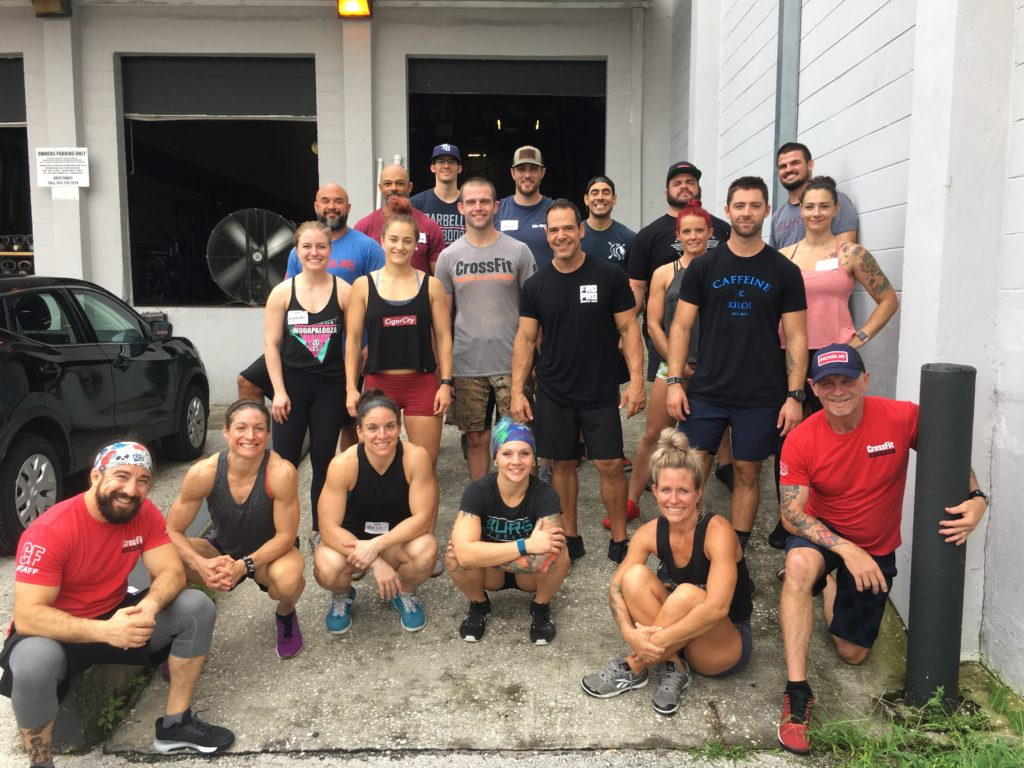 Cigar City CrossFit, Tampa, FL