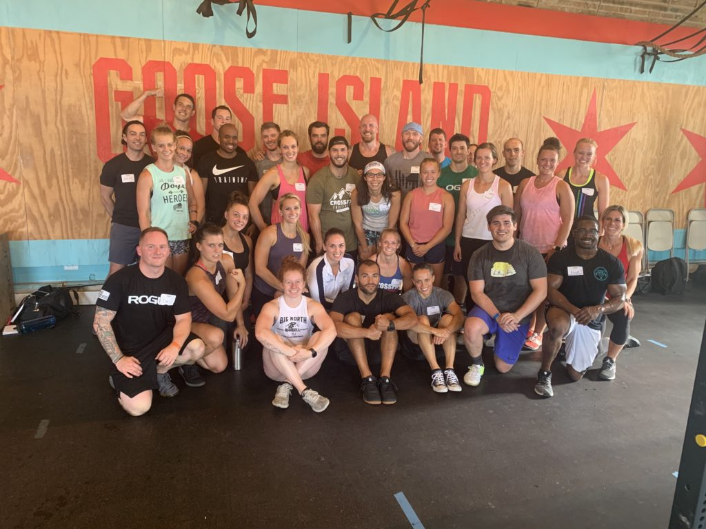 Goose Island CrossFit, Chicago, IL