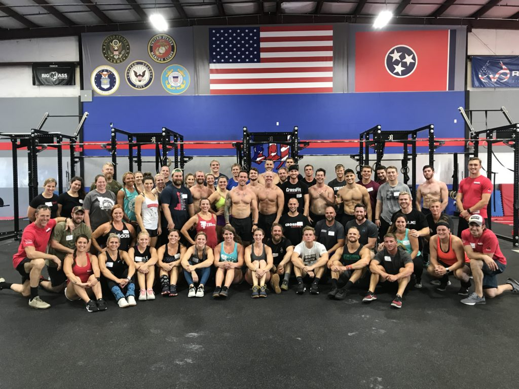CrossFit Mayhem, Cookeville, TN