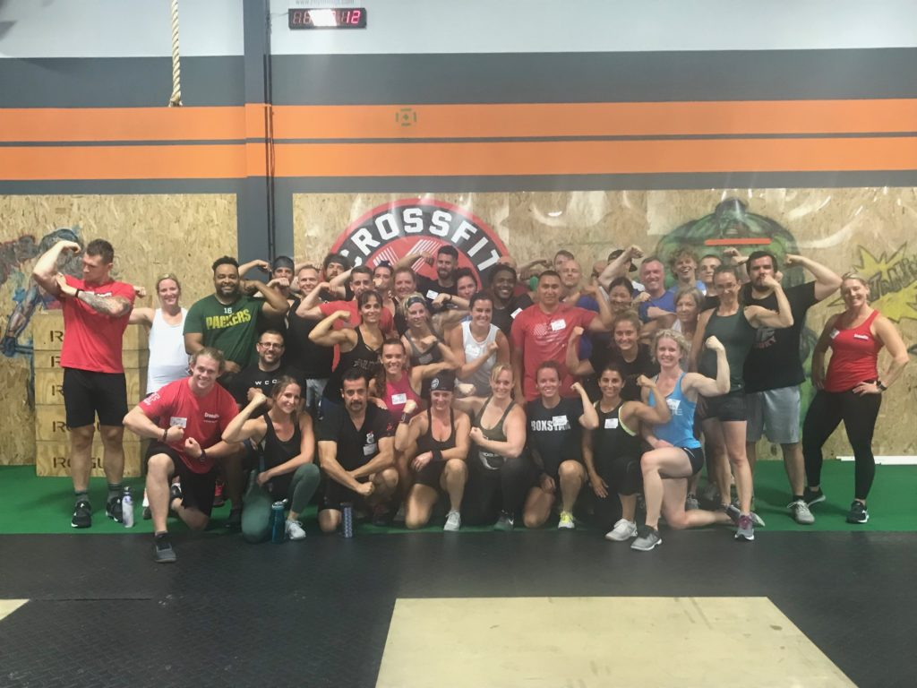CrossFit Funky, New Berlin, WI