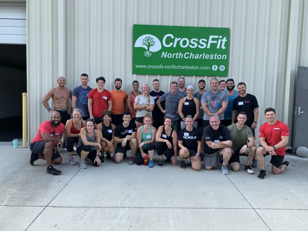 CrossFit North Charleston, North Charleston, SC