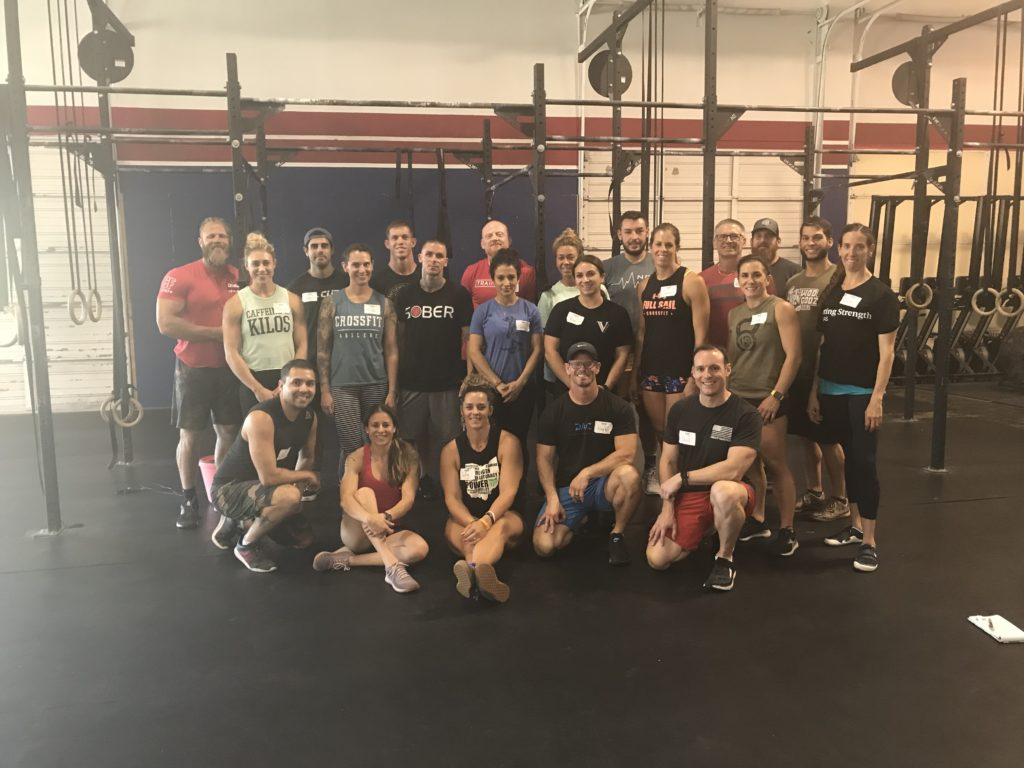 CrossFit Big D, Dallas, TX