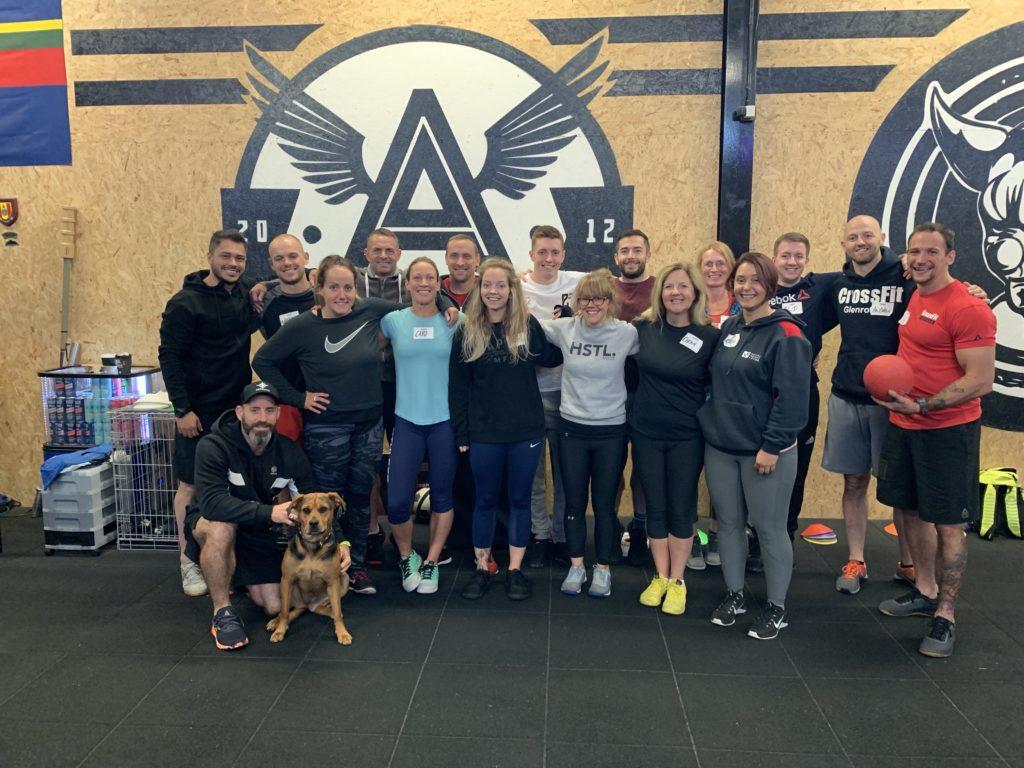 CrossFit Aberdeen, Aberdeen, UK
