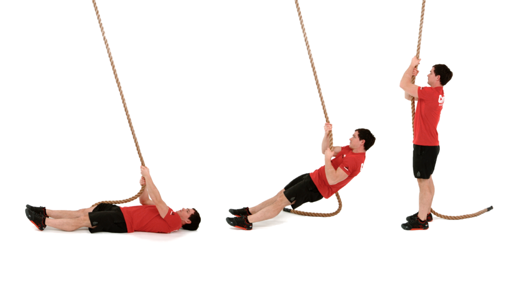 The Modified Rope Climb