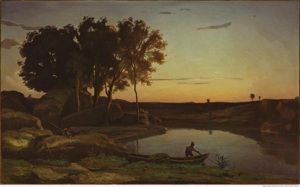 Corot Landscape