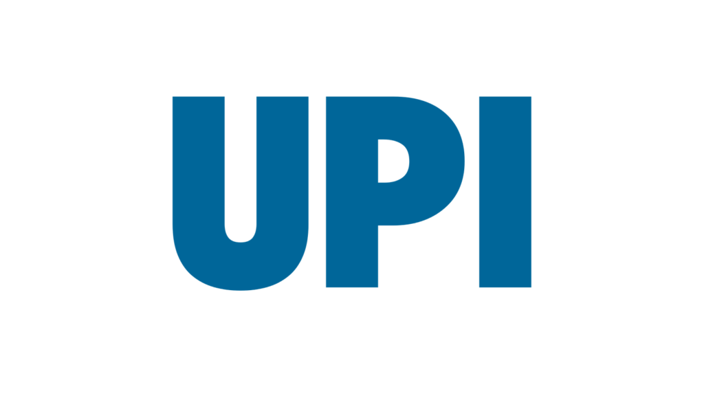 United press international logo