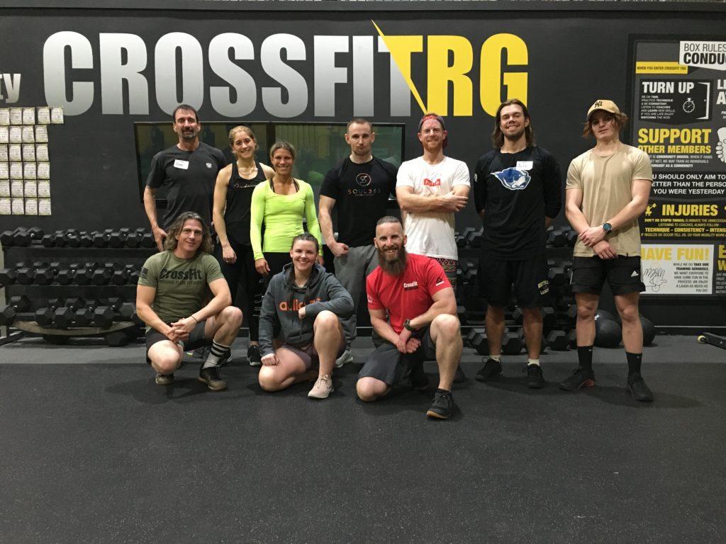 CrossFit TRG, Green Fields, Australia