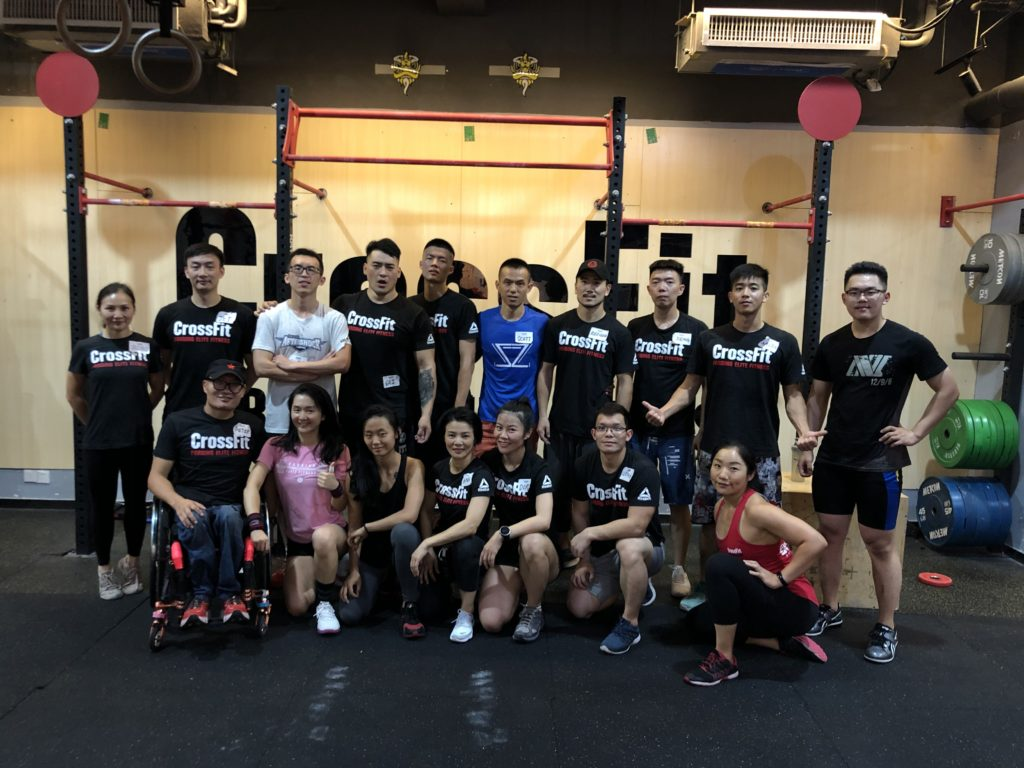 CrossFit Rouse, Guangdong, China