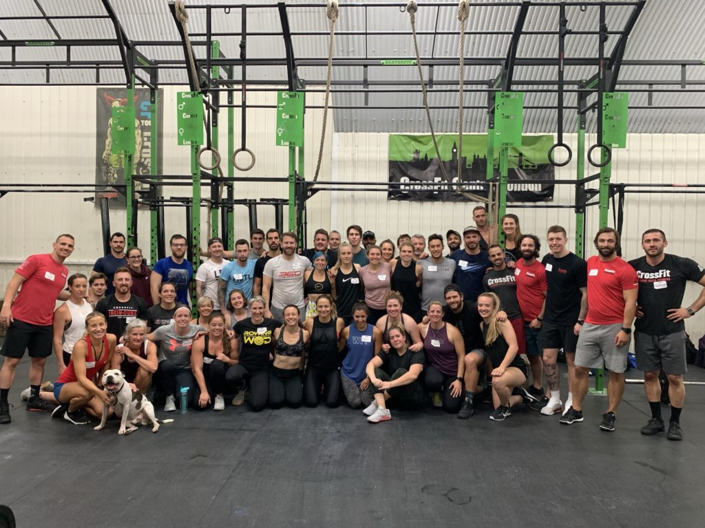 CrossFit Central London, London, UK
