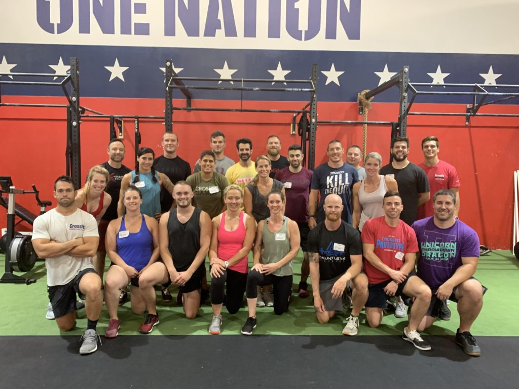 CrossFit One Nation - Boston, Brighton, MA
