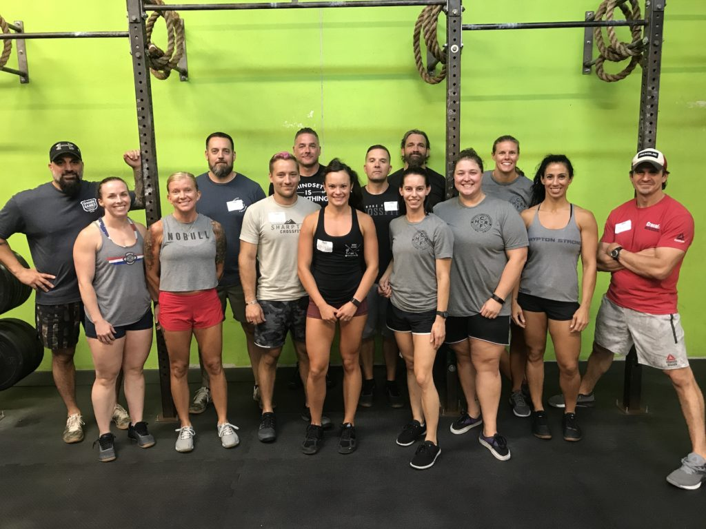 CrossFit Rife, Virginia Beach, VA