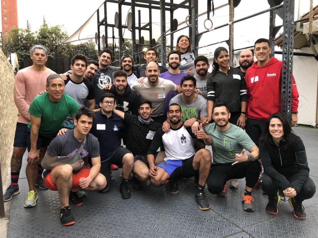 Nirvana CrossFit, Santiago, Chile