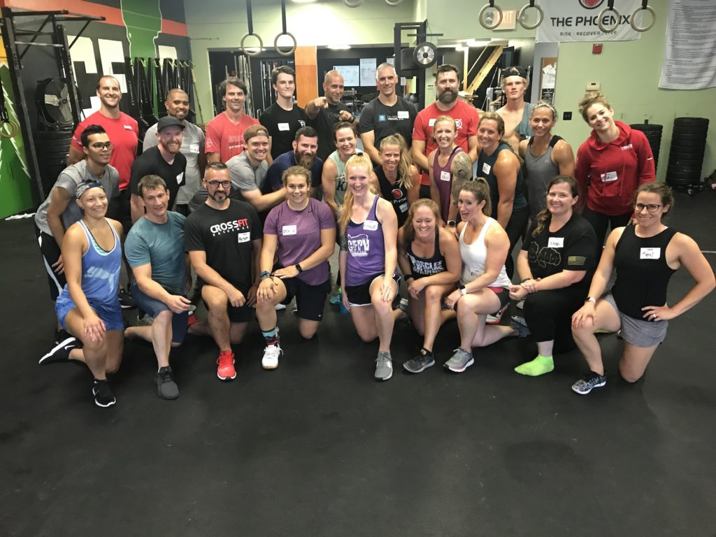 CrossFit Burlington, Burlington, VT