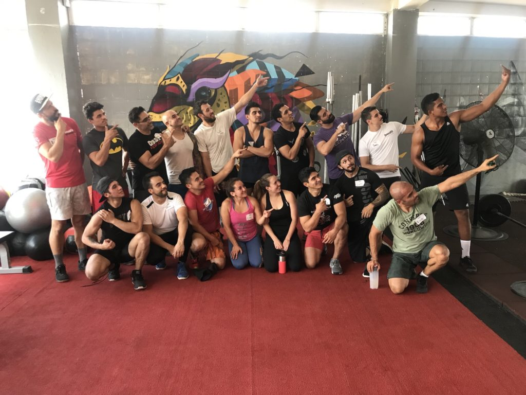 Raramuri CrossFit, Mexico City, Mexico
