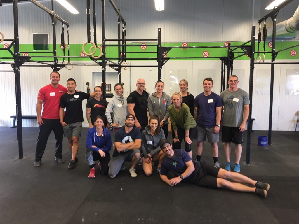 CrossFit Northern Exposure, Anchorage, AK