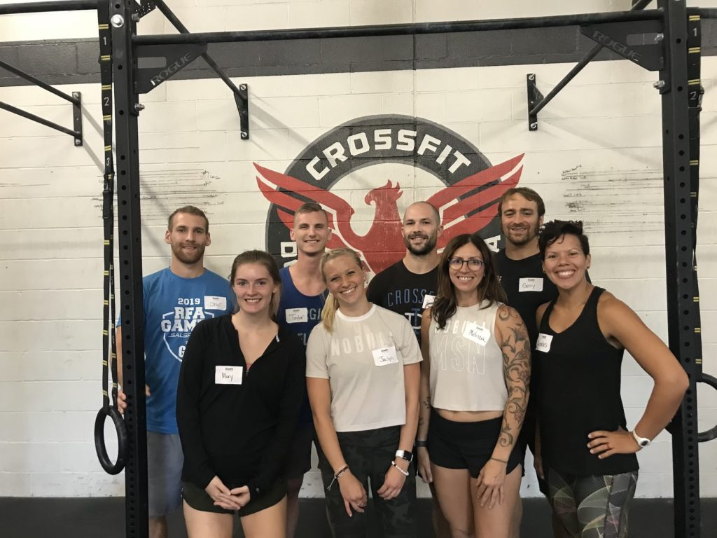CrossFit Downtown Atlanta, Atlanta, GA