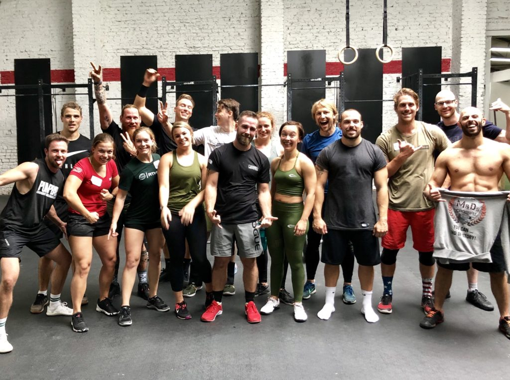 CrossFit Cologne, Koln, Germany