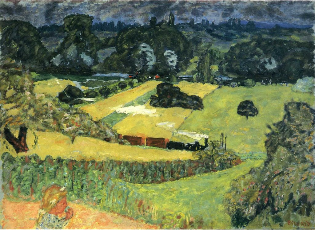 bonnard train