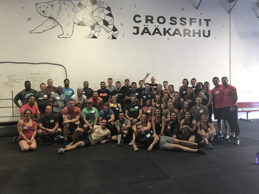 CrossFit Jaakarhu, Austin, TX