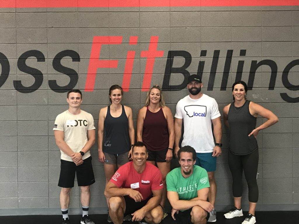 CrossFit Billings, Billings, MT