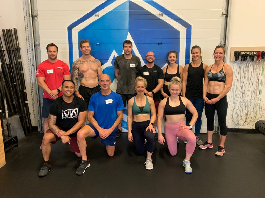 CrossFit Auctus, Winnipeg, MB