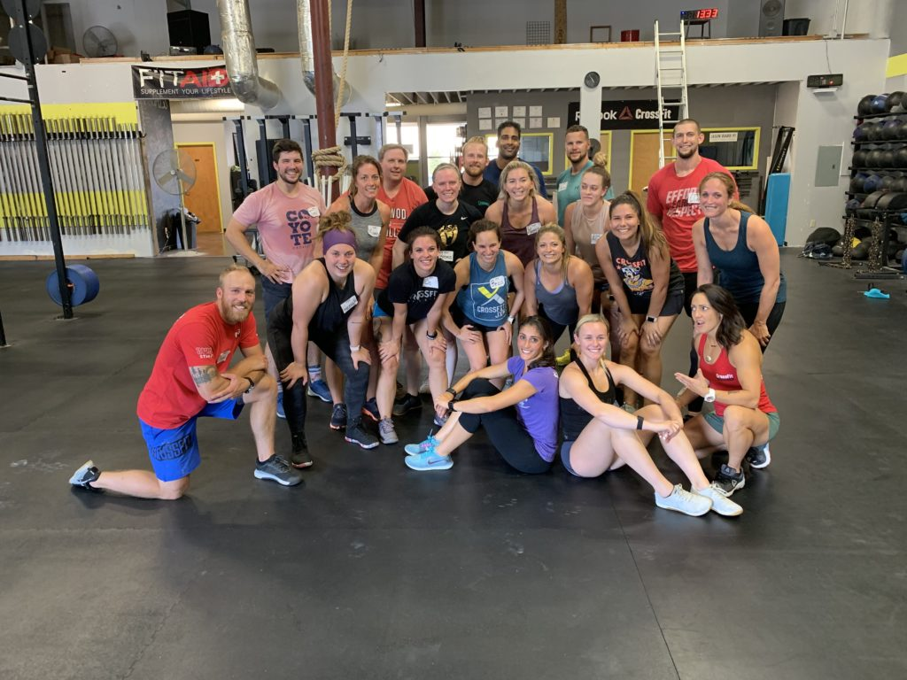 CrossFit Memphis, Cordova