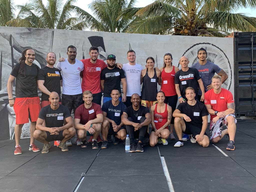 CrossFit Saint Pierre, Saint Pierre, Reunion