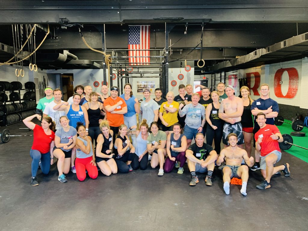 CrossFit DC Northeast, Washington, DC