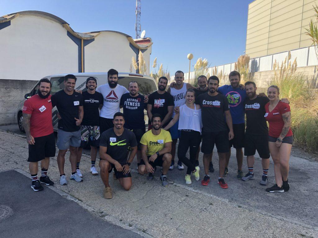 CrossFit 2725, Sintra, Portugal