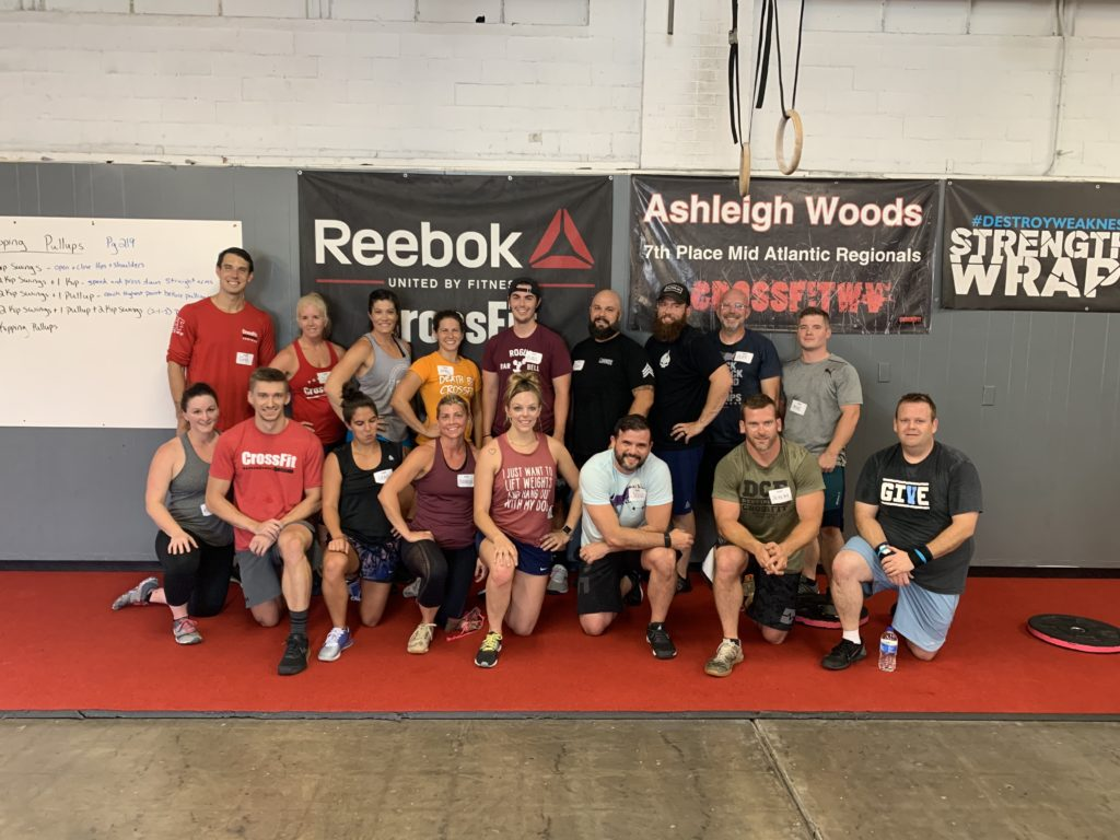 CrossFit WV, Charleston, WV