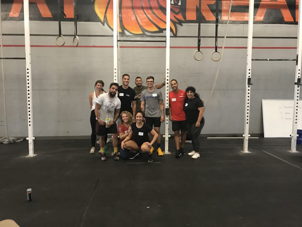 Stay Ready CrossFit, El Paso, TX
