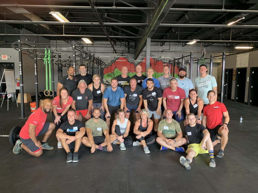 CrossFit Knoxville, Knoxville, TN