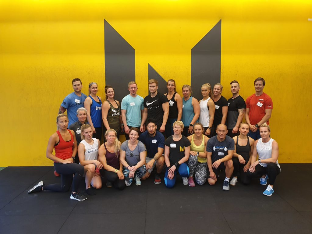 Monolitten CrossFit, Oslo, Norway