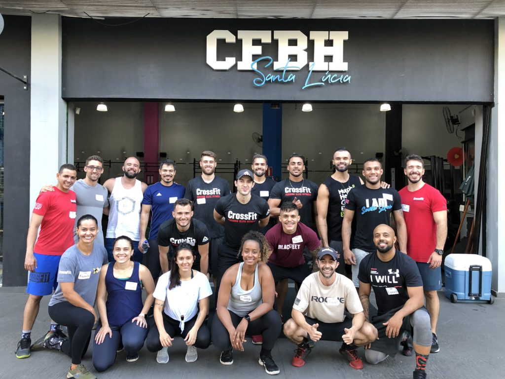 CrossFit BH 2, Belo Horizonte, Brazil