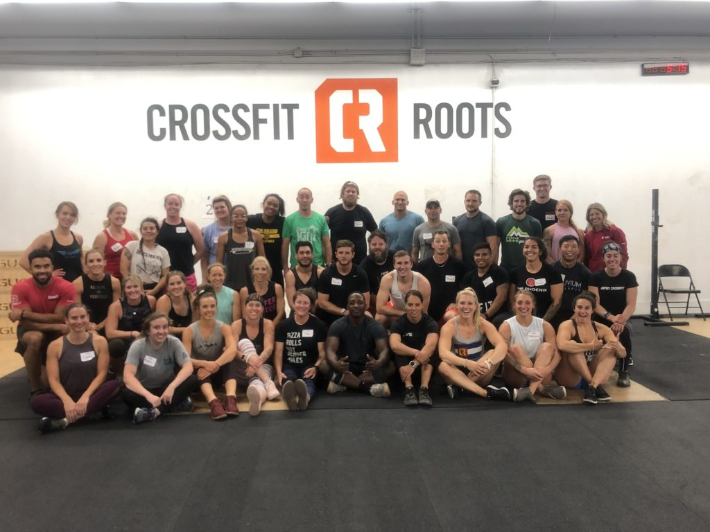 CrossFit Roots, Boulder, CO