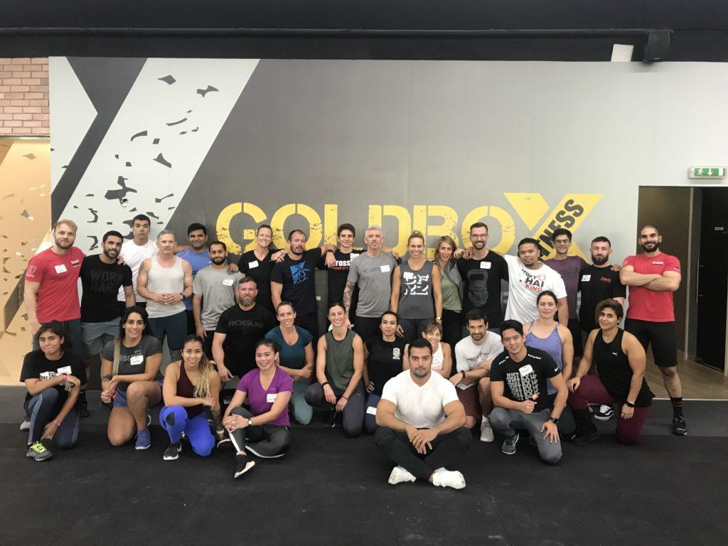 CrossFit BSQ, Dubai,UAE