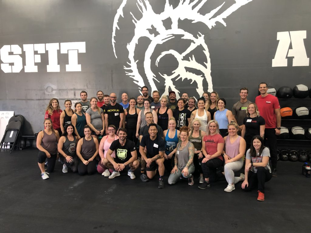 CrossFit Armoury, Edmonton, Alberta