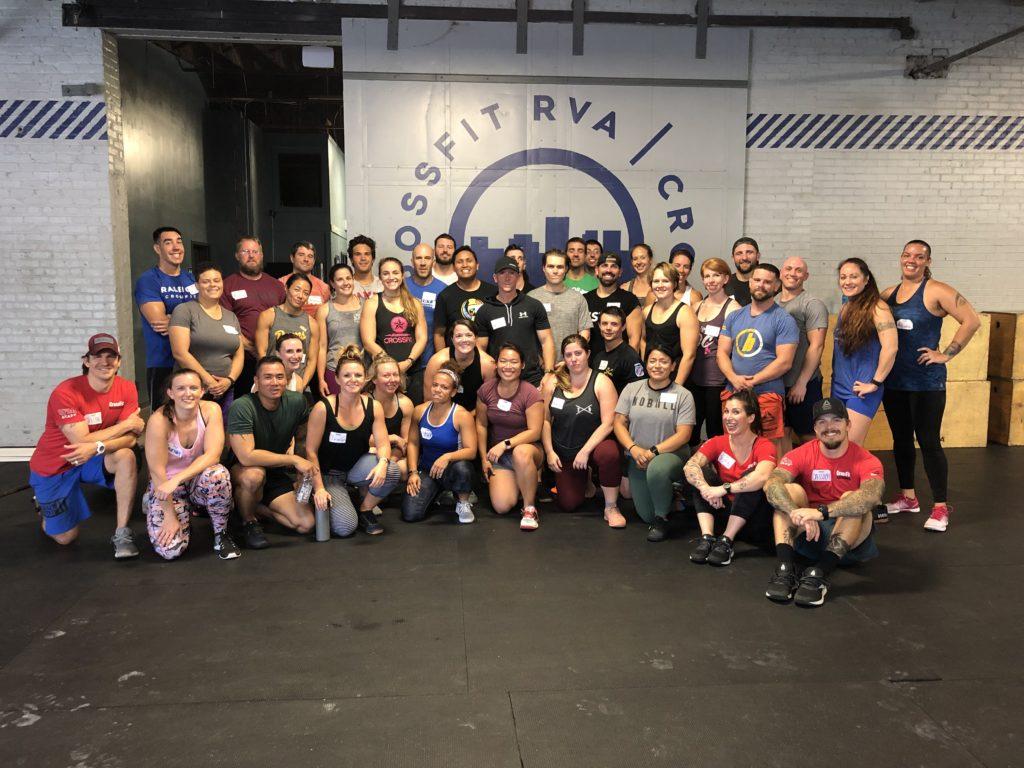 CrossFit RVA, Richmond, VA
