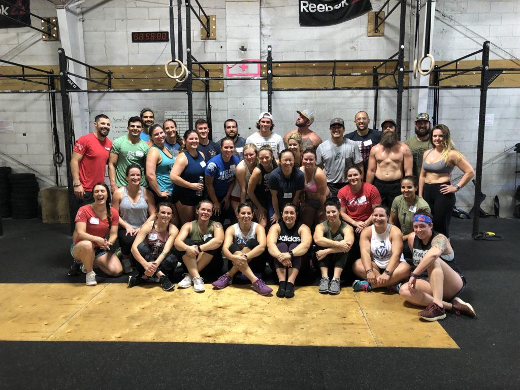 CrossFit NOLA Downtown, New Orleans, LA