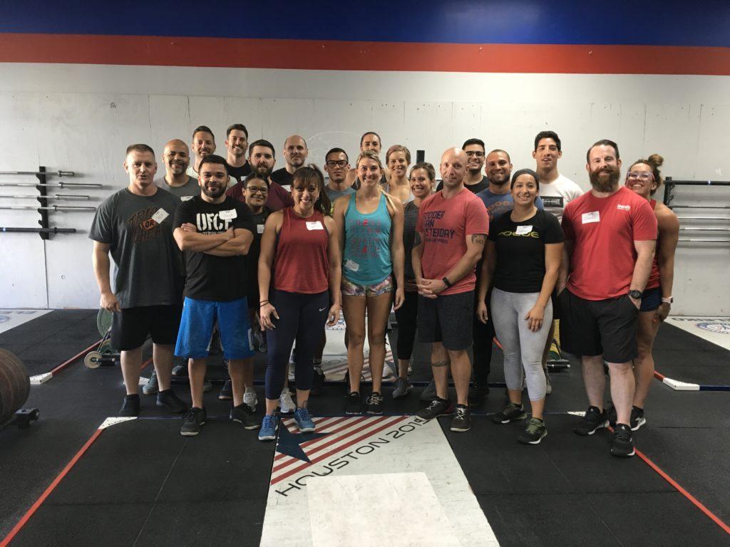 CrossFit Independence, Orlando, FL