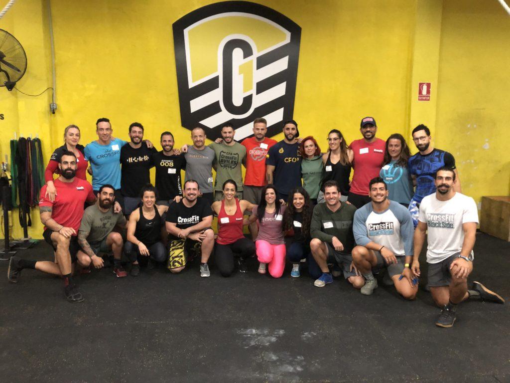 C1 CrossFit, Madrid, Spain