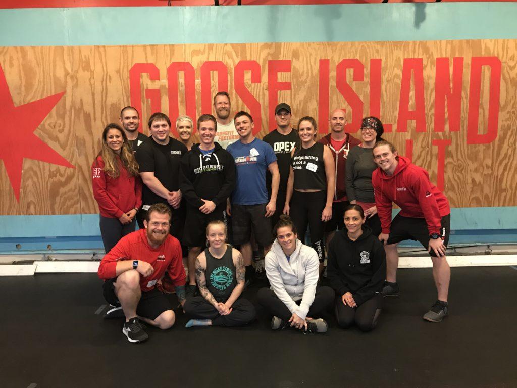 Goose Island CrossFit, Chicago, IL