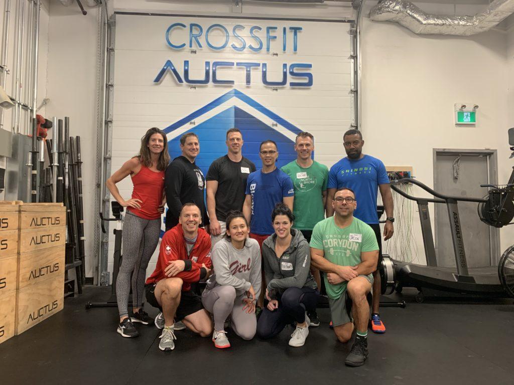 CrossFit Auctus, Winnipeg, MB